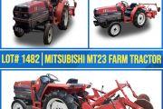 Mitsubishi MT23 1482