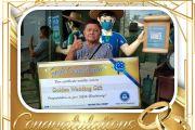 Golden Wedding Anniversary Gift Recipient