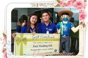 Wedding Gift Recipient
