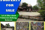 Dike Street, Poblacion, Baliuag, Bulacan